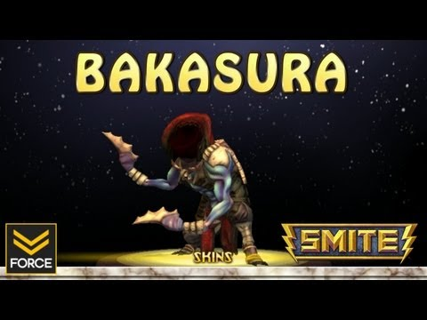 SMITE: BAKASURA (Gameplay)