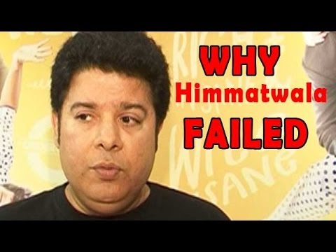 Sajid Khan on facing criticism for Himmatwala