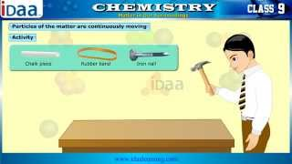 Matter in our Surroundings and its Properties – Chemistry, CBSE Class 9