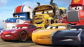 Cars 3 Full Movie Game English Lightning McQueen Mack Truck Jackson Storm Cruz Ramirez Tow Mater