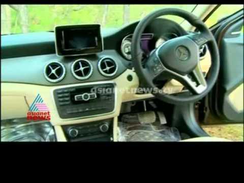 Mercedes-Benz GLA-Class : Smart Drive 24th Sep 2014