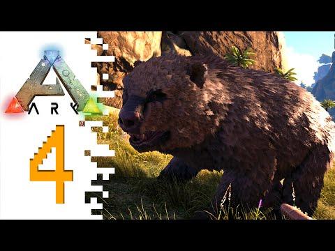 ARK: Survival Evolved - EP04 - Volcano Island (Pooping Evolved S4)
