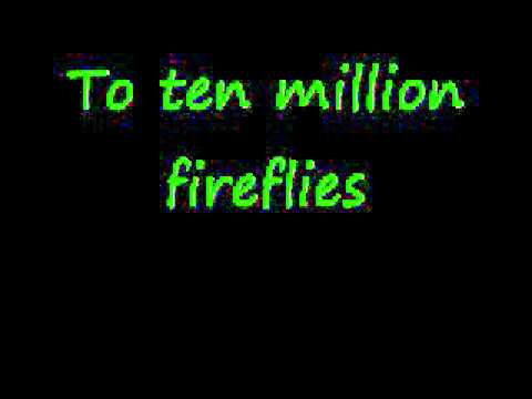 Fireflies Owl City Lyrics 0001