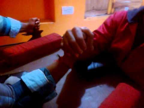 ODISHA PURI  Arm wrestling   pratish mach