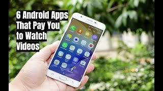6 Android Apps That Pay You to Watch Videos