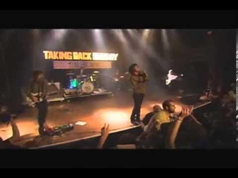 Taking Back Sunday - Error Operator Live