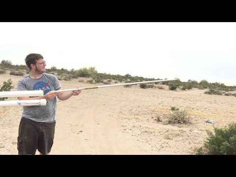 New Potato Gun - Velocity Measurement