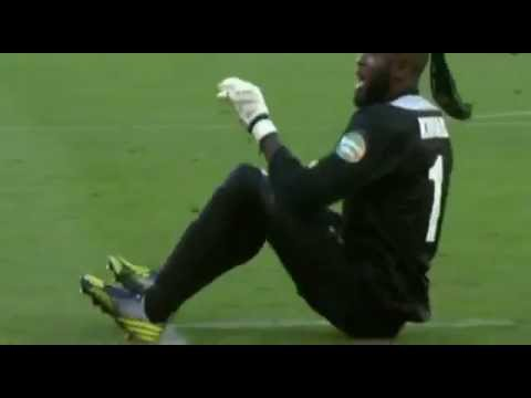 the funniest goal celebration in football history