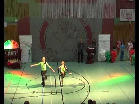 Josephine Fritz & Martin Lange - Landesmeisterschaft NRW 2013