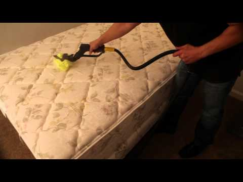 how to clean mattress after pee