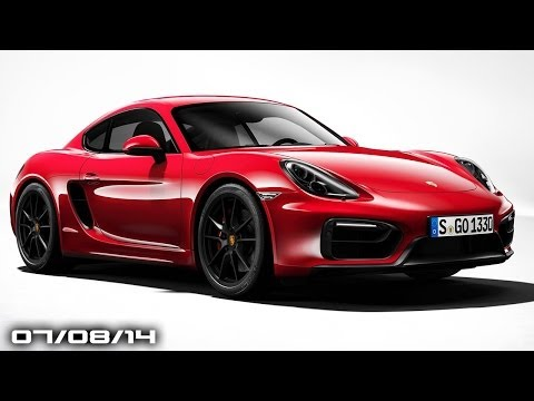 New Porsche Cayman GT4, Mercedes 9-Speed, James Glickenhaus New Car - Fast Lane Daily