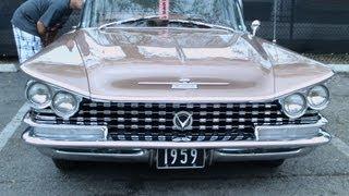 1959 Buick Invicta Two Door Hardtop Tan OT010513