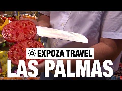 Las Palmas (Spain) Vacation Travel Video Guide