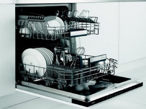 How To Install A Dishwasher Video HD