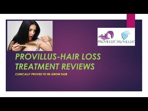 Provillus Hair Loss Treatment Reviews