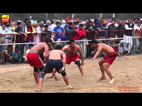 KUBBE (LUDHIANA) Kabaddi Tournament - 2015 || HD || Part 2nd.