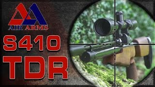 Air Arms S410 TDR - Air Gun Review