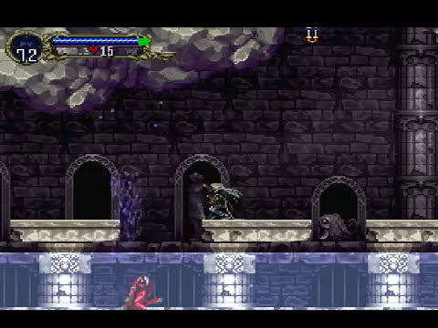 Castlevania Symphony Of The Night (1) Intro & Entrance