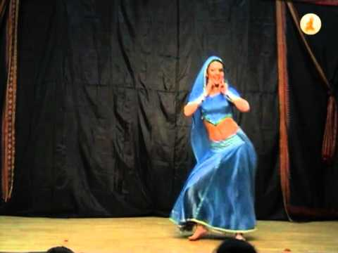 Badi Mushkil (Lajja) - Oksana Rasulova - Indian dance