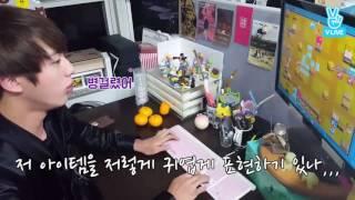 [BTS] Jin playing games: highlight