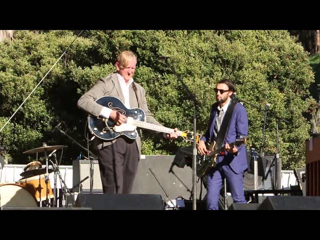 T Bone Burnett - 2014 Hardly Strictly Bluegrass 7841