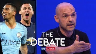 Who will win the Manchester derby? | The Debate | Murphy & Rosenior