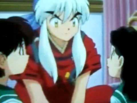 InuYasha meets Kagome's friends (English)