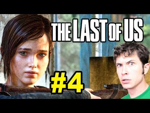 The Last of Us - ELLEN PAGE - Part 4