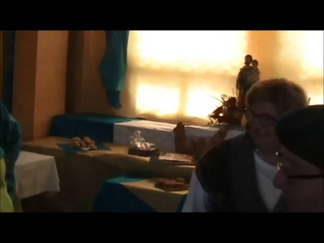 Filmato Tavolata 2 San Giuseppe Miserico  2015