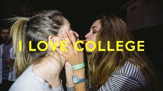 THESE GIRLS KISSED AT A COLLEGE PARTY!!!