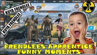 FRENDLEEs APPRENTICE | FUNNY MOMENTS | (Rules of Survival) [TAGALOG]