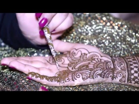 Asian Bridal Party Mehndi Henna Design Video Mehndi By Hirah