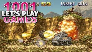 Metal Slug (Neo Geo) - Let's Play 1001 Games - Episode 302