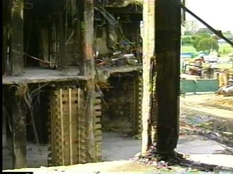 9/11 Pentagon Damage FOIA Video