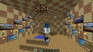 [Minecraft]Обзоры карт-1 серия(Лук и стрелы)