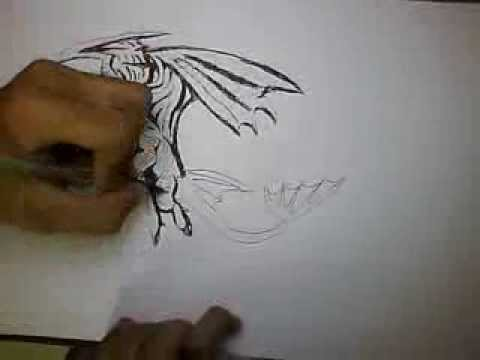 Dreamworks Dragons Drawings Drawing Toothless Dragons