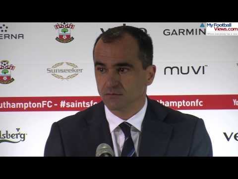 Roberto Martinez: We are to blame for defeat