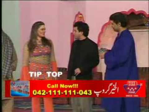Pakistani Stage Drama - Super Market - (14 15) - Hq video