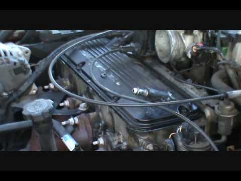 1996 chevrolet cavalier valve cover gasket replacement