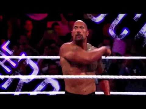 ★ Wwe-musique D'entrée + Titantron De The Rock-2012 [hd] ★ video