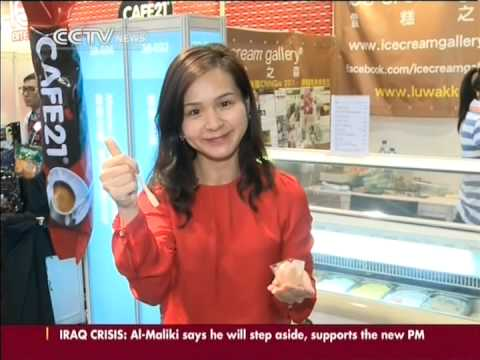 Asia's biggest food festival held in Hong Kong