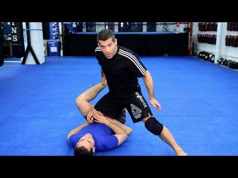 Basic Passing the Open Guard Techniques | MMA Fighting Image 1