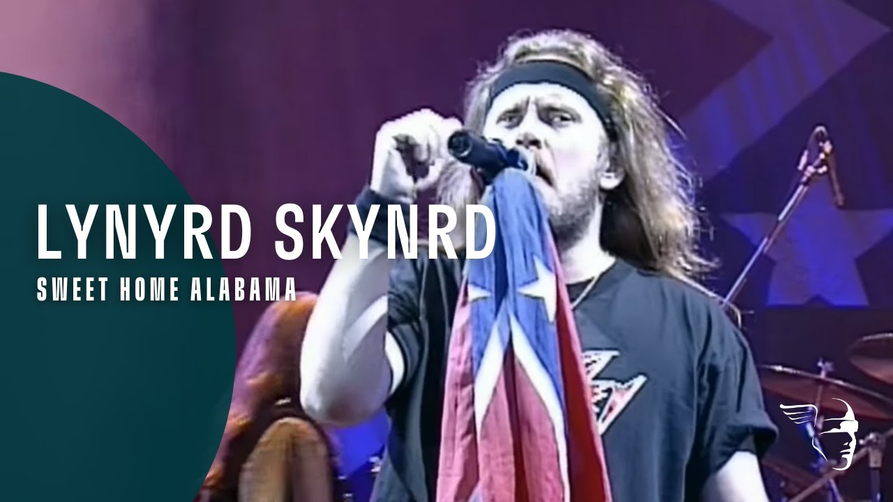 Lynyrd skynrd sweet home alabama from sweet home for Who sang the song sweet home alabama