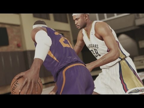 NBA 2K14 PS4 My Career - Jordan Commercial