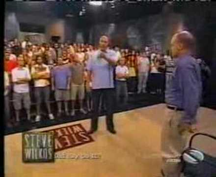 Steve Wilkos Show: Did Ray Do it? Pt. 3 of 4