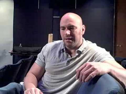 Dana White on Tito Ortiz & Affliction Video