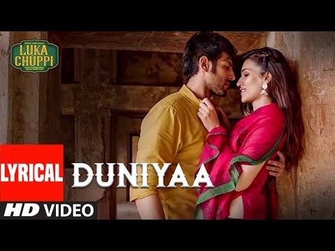 Download Lagu  AL: Duniyaa Song   Luka Chuppi   Kartik Aaryan Kriti Sanon  Akhil  Dhvani B  Abhijit V Kunaal V Mp3 Free