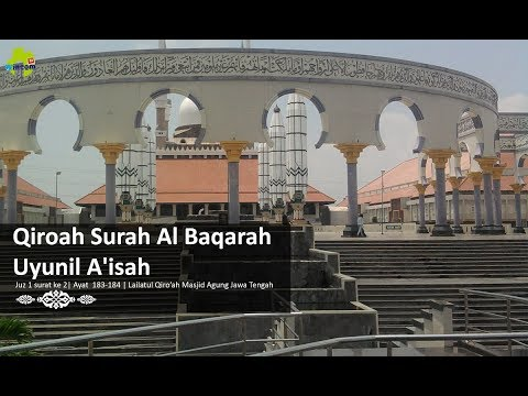 Lailatul Qiroah Majt Surah Al Baqoroh 183-184 video