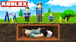 BURIED ALIVE IN ROBLOX