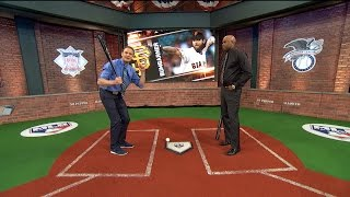 How Hitters Should Approach Bumgarner